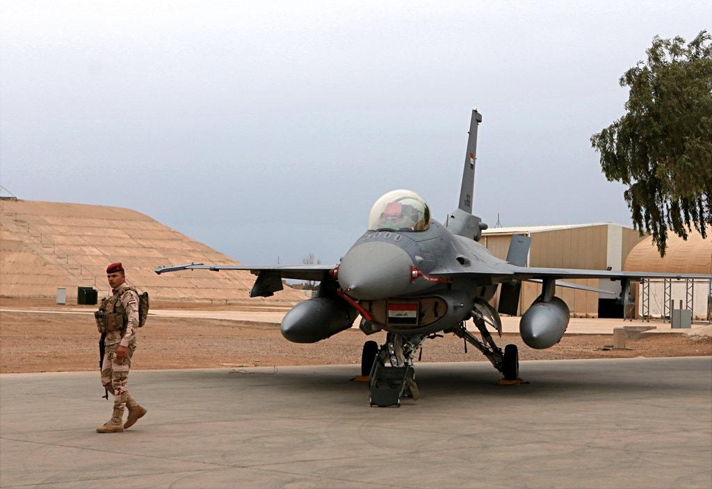 Israeli Airstrike Hits Weapons Depot in Iraq