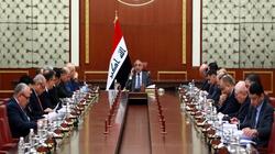 جلسة استثنائية لمجلس الوزراء بشأن استقالة عبد المهدي