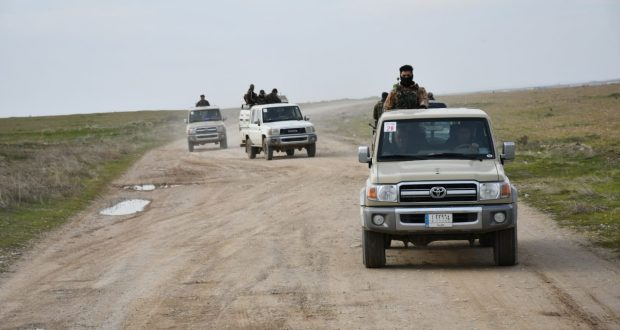 A joint operation to tackling down ISIS starts western Iraq