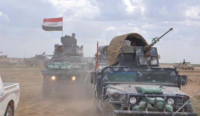 داعش يشن هجوم جديداً على قوات الأمن ويوقع اصابتين في كركوك