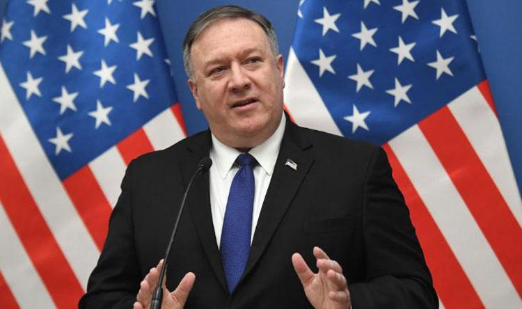 بومبيو يدلي بشهادته بخصوص سياسة امريكا تجاه العراق وإيران