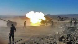 التلفزيون السوري يعلن قصف مواقع تركية