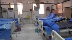 انتحار مريض بالقاء نفسه من مستشفى الأورام السرطانية في البصرة
