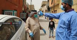 حالتا وفاة و60 إصابة جديدة بكورونا في العراق