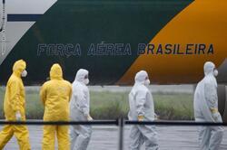كورونا يصل لامريكا اللاتينية.. البرازيل تسجل أول إصابة بالفيروس