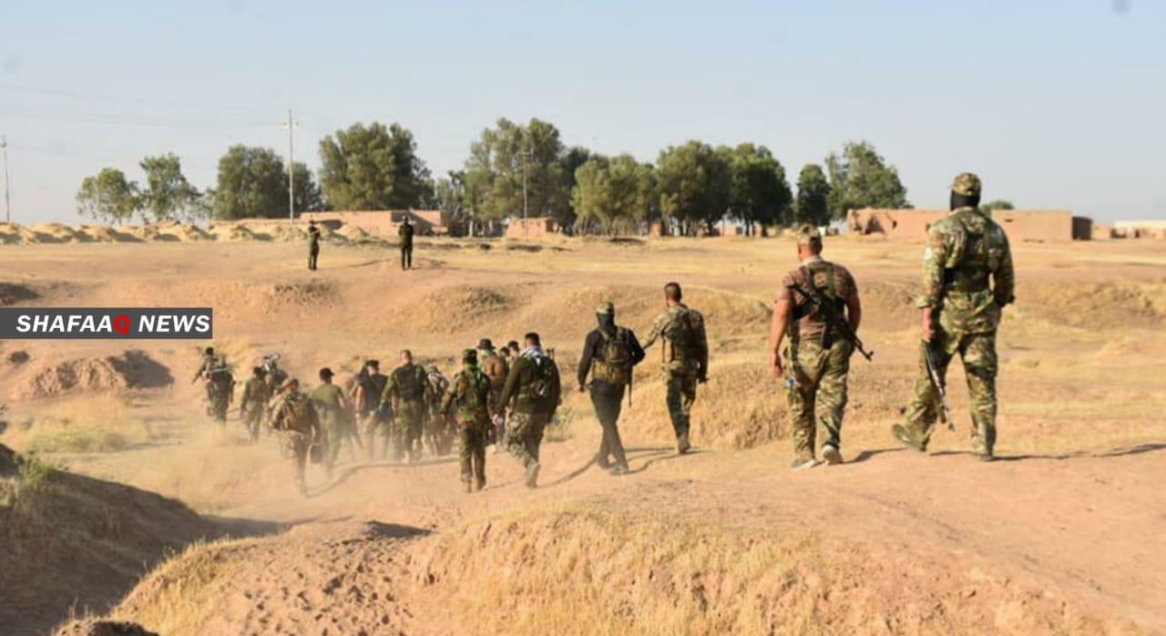 Four ISIS dens destroyed in Saladin