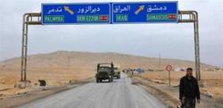 التلفزيون السوري: طيران مجهول يستهدف نقاطاً على الحدود مع العراق