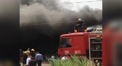 وفاة شخص بحريق في اربيل يحاصر مدنيين في بناية واندلاع آخر في دهوك