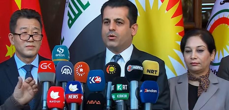 وزير صحة كوردستان يؤيد الحظر: 97 اصابة بكورونا من بين 160 كانت بالتلامس