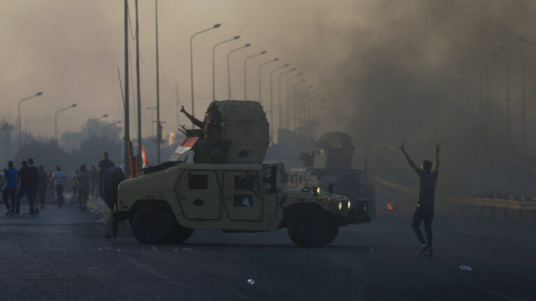 حصيلة ضحايا احتجاجات العراق ترتفع إلى 44 قتيلاً