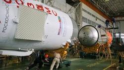 استعدادات نهائية لأول رحلة لرائد فضاء عربي للمحطة الدولية