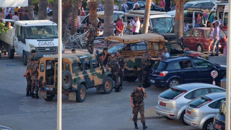 مقتل 4 وإصابة 13 في انفجار بجنوب شرق تركيا