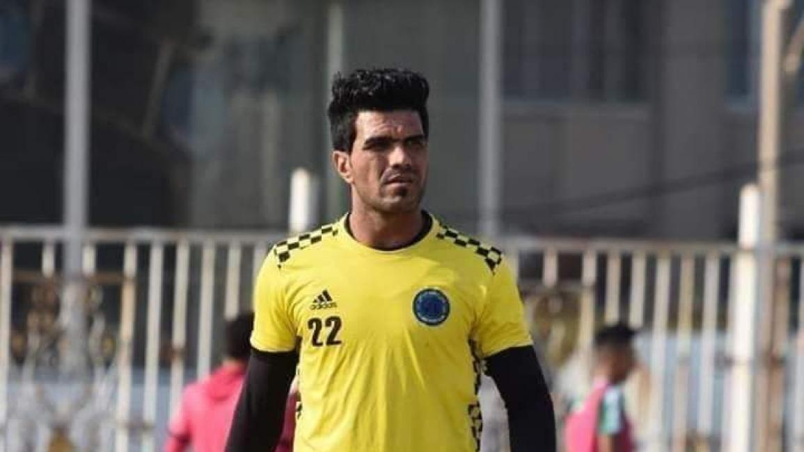 Iraq Olympic goalkeeper found dead in his car