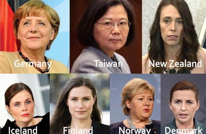 Are female leaders more successful at managing the coronavirus crisis?