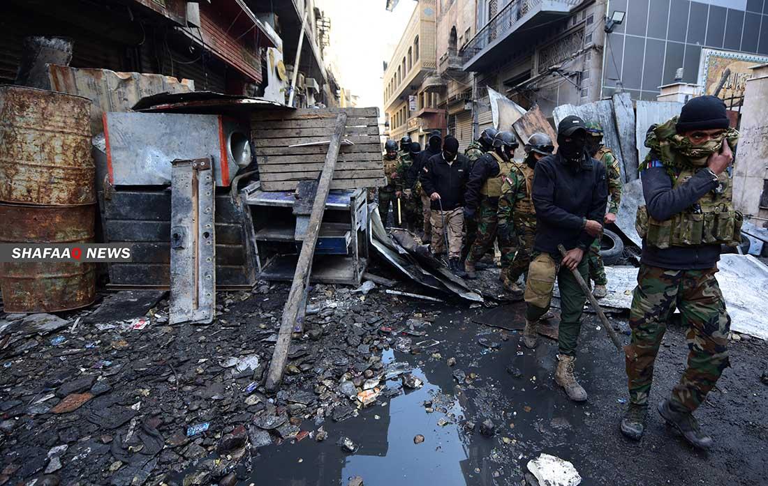 مفوضية تعلن مقتل وإصابة 24 متظاهراً في التحرير