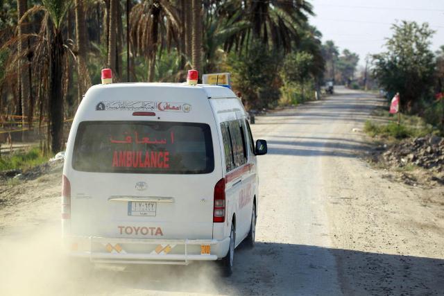 مصرع مسؤول حكومي بحادث سير جنوب العراق