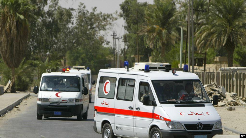 مقتل واصابة 10 اشخاص من عائلة واحدة بحادث مروع بالعراق