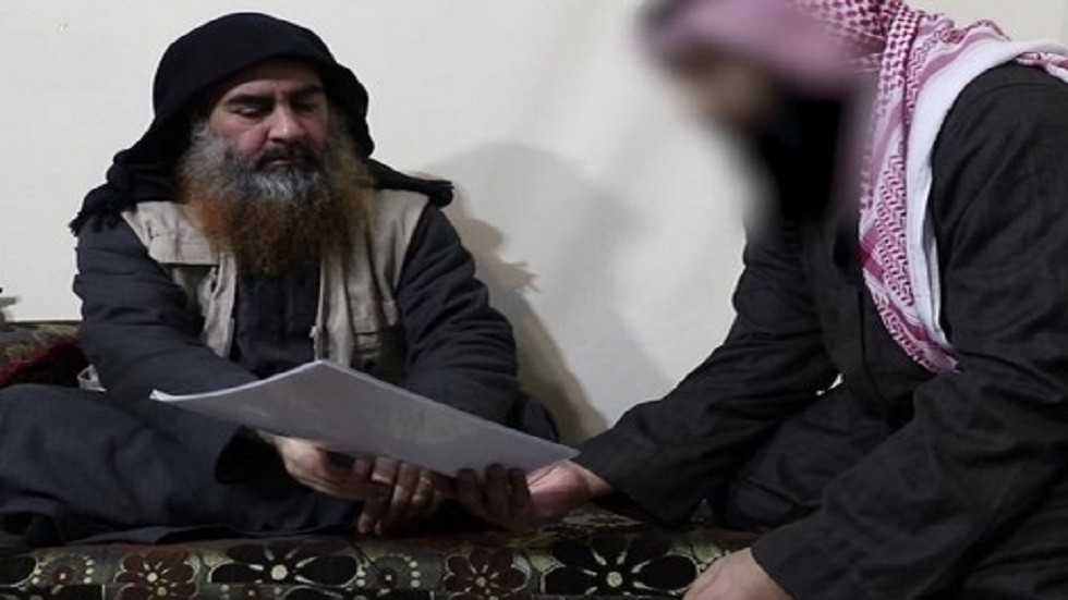 """New video of """"ISIS"""" threatens the security of an Arab state"""