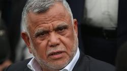"""العامري يحذر من """"بادرة خطيرة"""" قد تفتح أبواب الجحيم على العراق"""