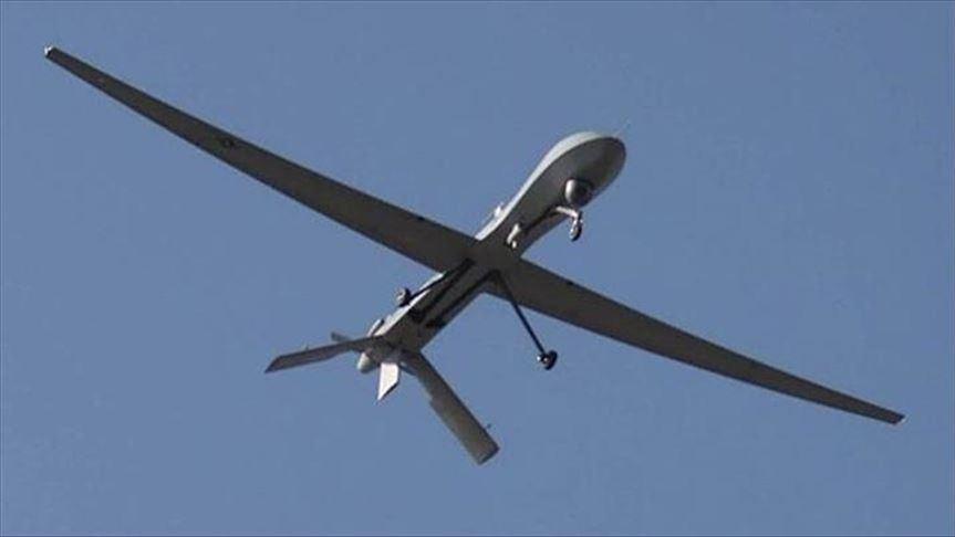 سقوط طائرة مسيرة جنوب شرق الموصل