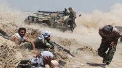اصابة ستة من القوات العراقية بينهم ضابطان بتفجير في ديالى