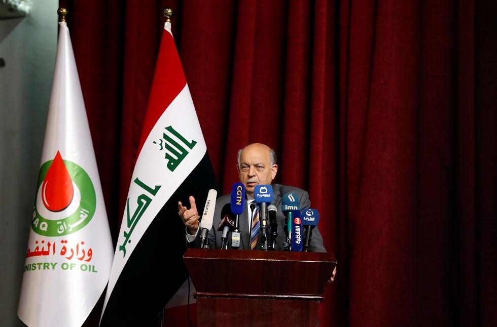 وزير النفط: نسعى لتخفيض اسعار الغاز لاستقطاب المستثمرين بهذا القطاع الى العراق