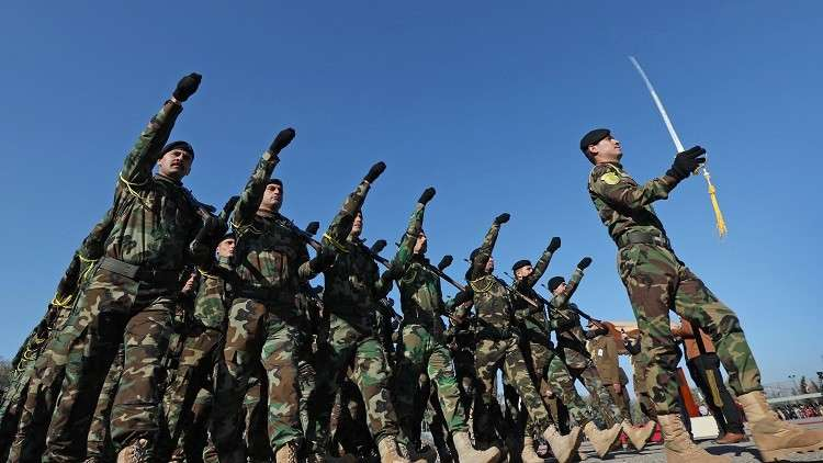 التحالف الوزاري يؤكد دعم البيشمركة: تضحياتهم فخر للجميع