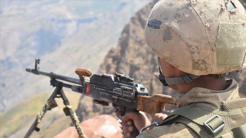 أنقرة تعلن مقتل 5 عناصر من العمال الكوردستاني