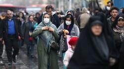 ايران تسجل قرابة 3000 اصابة بفيروس كورونا في 24 ساعة