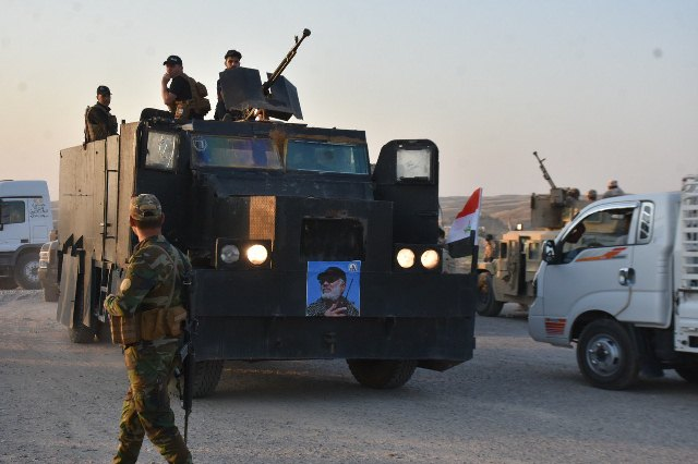 """""""أبطال العراق/ 4"""".. تطهير قرى وتفجير أوكار لـ""""داعش"""" قرب الحدود الإيرانية"""