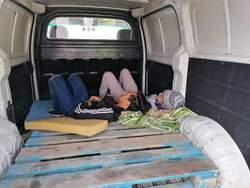 السلطات في اربيل تحبط محاولة تهريب نيباليين الى اراضيها (صور)