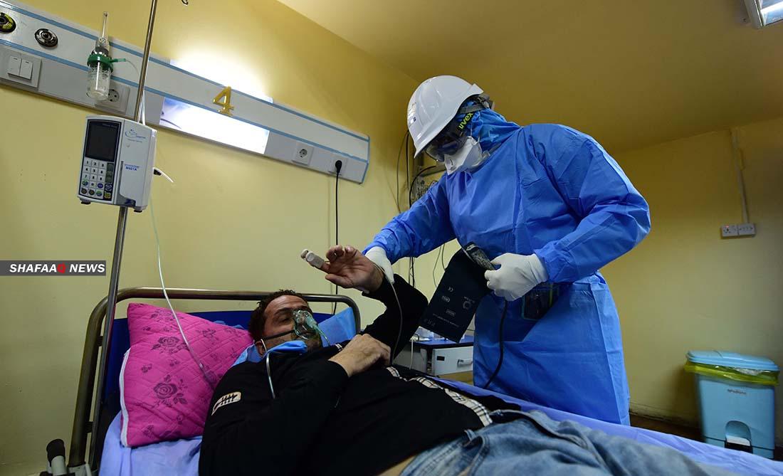 العراق يسجل 1606 اصابات جديدة بكورونا وحالات الشفاء تتفوق