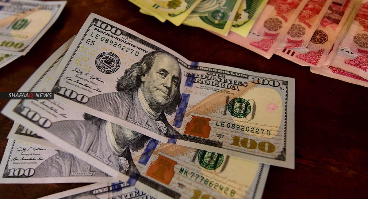 انخفاض طفيف بأسعار صرف الدولار في الاسواق العراقية