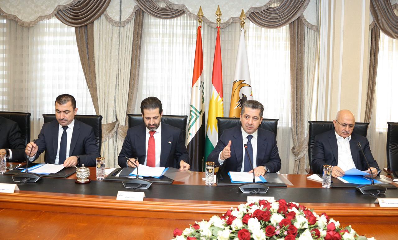 حكومة كوردستان: عازمون على توفير التسهيلات اللازمة للمستثمرين