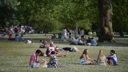 رسميا.. بريطانيا تسجل اليوم الأكثر حرارة في تاريخها