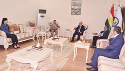 البرلمان ونزاهة كوردستان يبحثان الإصلاحات الإدارية والمالية
