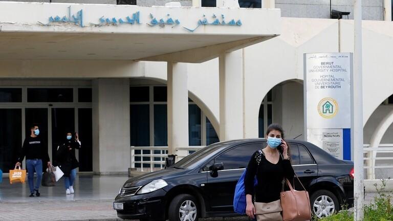 لبنان: اصابة امرأة بكورونا كانت على متن طائرة وصلت من إيران الاسبوع الماضي