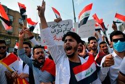 حقوق الانسان تطالب بمحاكمة عاجلة: اصابات بتفريق الطلبة المتظاهرين في بغداد