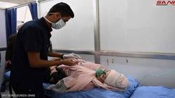 دمشق: مقتل وإصابة 45 شخصا بقصف على حلب