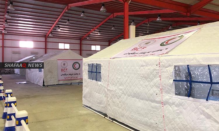 Erbil records 2 new Corona infections