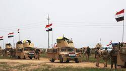 Iraq launches military operations to track ISIS elements till the Syrian border