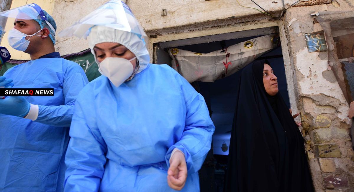 106 وفيات و2334 إصابة بكورونا في العراق خلال يوم واحد