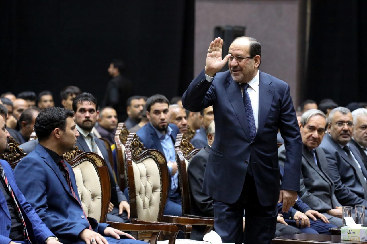 """تحالف القرار يهاجم المالكي ويطالب بتقديمه للقضاء لـ""""ينال جزاءه"""""""