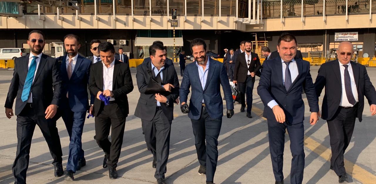 وفد اقليم كوردستان برئاسة طالباني يزور بغداد لإستكمال المباحثات