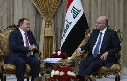 """العراق يدعو تركيا لتفاهمات """"طويلة الأمد ومرضية""""  لحل الاشكالات"""