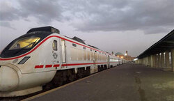 After a suspension for 4 months.. Resumption of train traffic between Baghdad and Basra