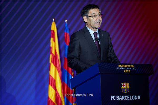 صحيفة: برشلونة مهدد بالحرمان من المشاركة بدوري الأبطال