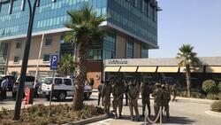 نقل جثمان الدبلوماسي التركي من اقليم كوردستان الى بلاده