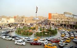 فيديو.. متظاهرون يحرقون مبنى حكومياً جنوبي العراق