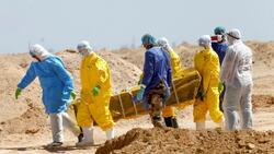 حالة وفاة بكورونا في محافظة عراقية